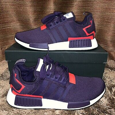 9b7388d39073d adidas Originals NMD R1 - Men s White Blue Soar Black ATL G28731.  194.88  Buy It Now 18d 11h. See Details. Adidas NMD R1 Legend Purple   Legend  Purple ...