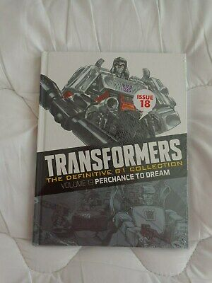 Transformers Perchance To Dream Definitive G1 Collection, Vol 19,issue 18:marvel