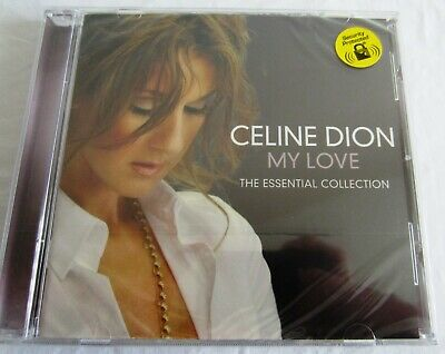 Celine Dion - My Love (The Essential Collection) - CD album - brand new