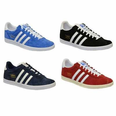 Adidas Gazelle OG Suede Mens Trainers in Various Colours and Sizes