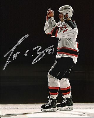 9197c1dc6 NJ Devils Scott Gomez Signed Autographed 8x10 photo with in-store signing  COA
