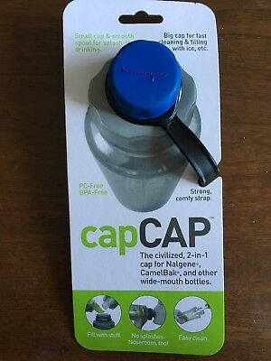 Humangear capCAP Water Bottle Lid