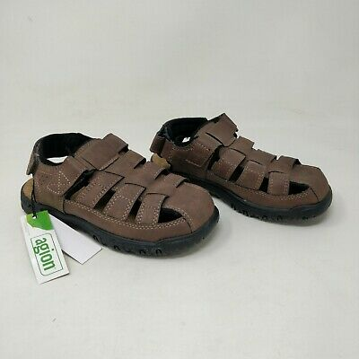 99042 Eagle brown Sandals 410J Boys Sonoma
