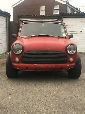 Classic Mini Project, Spares or Repairs