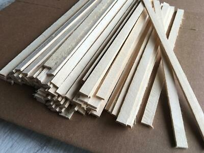 Model Lumber 5//16 x 1-1//4 x 24 basswood supply hobby 1p