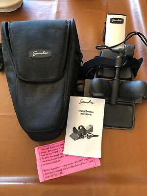 Saunders Cervical Home Traction Device W Case User S