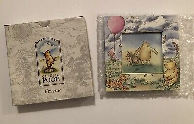 Charpente Disney Winnie The Pooh Piglet with Balloon Picture Frame 65202