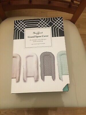 Sleepyhead Grand Spare Cover Chevron 9-36months RRP£90