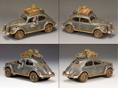 King and Country LW43 - WW2 Luftwaffe VW Beetle LW043