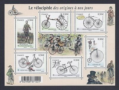 FRANCE 2011 Bloc n° F4555 VELOCIPEDE - NEUF**LUXE
