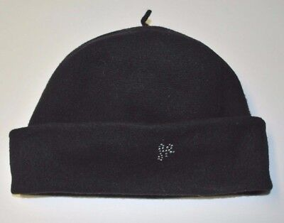 6c865a1d30a Beautiful Designer SONIA RYKIEL Ladies Black Wool Hat One Size FRANCE