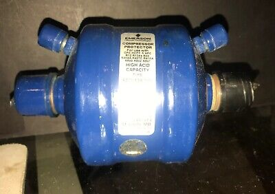 New Emerson SFD 13S7-VV Suction Line Filter Drier