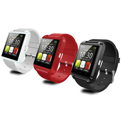 Bluetooth Smart Wrist Watch Phone Mate For IOS Android iPhone Samsung HTC LG SPE