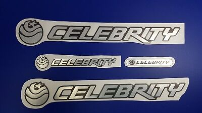 """Celebrity Boats Emblems 22"""" + FREE FAST delivery DHL express - decal stickers"""