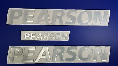 """pearson Boats Emblem 22"""" + FREE FAST delivery DHL express"""