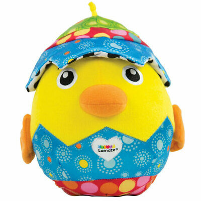 Lamaze Hatching Henry Musical Toys Baby/Kids/Toddler Development Game w 5 Sounds