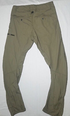 292350a510b G-Star Raw Men Powel 3D Tapered Cargo Pants in Lever Size 36x32 Raw Cargo