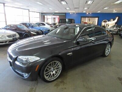 2011 5-Series 535xi 2011 BMW 5-Series 535xi 101,825 Miles Gray  3.0L L6 DOHC 24V Automatic