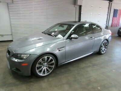 2010 M3 Coupe 2010 BMW M3 Coupe 77,295 Miles Gray  4.0L V8 DOHC 32V Automatic