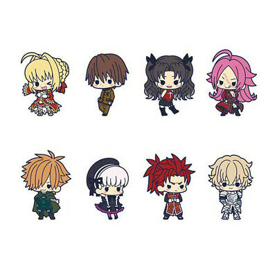 Fate/EXTRA Last Encore Rubber Strap Keychain Charm