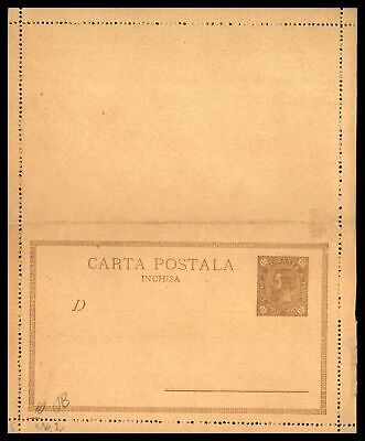 Mayfairstamps Mint Romania 15 Bani Brown Postal Stationery Letter Card Jjx_8047