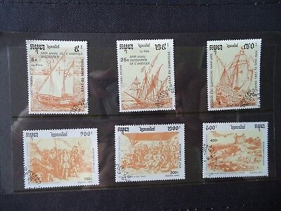 500Th Anniversary Od Discovery Of America - 1991
