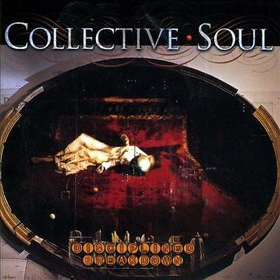 Collective Soul - Disciplined Breakdown - Cd - New