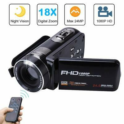 Camera Camcorder with IR Night Vision - Ghost Hunting Equipment