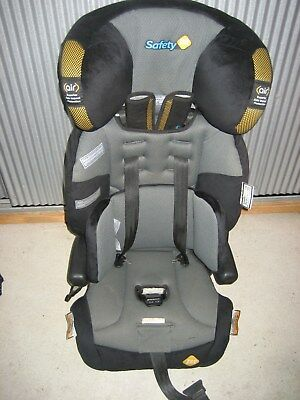 Safety 1st Custodian Plus II  Convertible Booster 6m-8yrs approx.