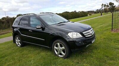 Mercedes Benz Ml350 W164 2005 Automatic