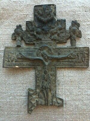 Ancient big cross.Ancient  finds  Metal detector finds №3B 100% original