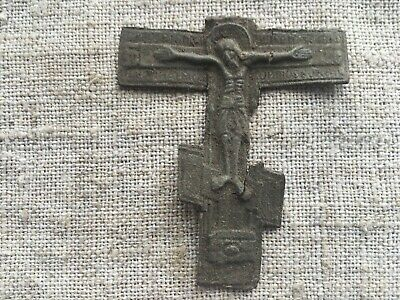 Ancient big cross.Ancient  finds  Metal detector finds №21B 100% original
