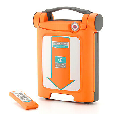 Cardiac Science G5 Defibrillator Training Unit With CPR Ref CM1208