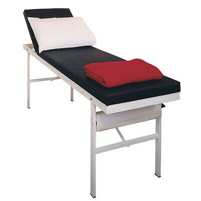 Click Medical First Aid Room Couch Epoxy Coated Square Steel Frame Ref CM1122