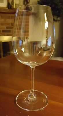 Marquis by Waterford Vintage Deep Red Wine Glass Replacement Piece Crystal