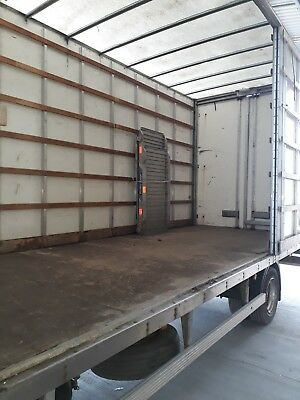 Man 7.5 t - New MOT - 3 Furniture Storage Container Removal Lorry