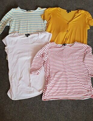 bundle of maternity tops size 14 all new look