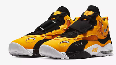 6ed0f85b129f19 NIKE AIR MAX SPEED TURF gold White Black Bv1165-700 men training size