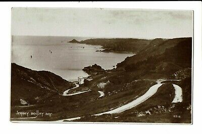 CPA-Carte postale-Royaume Uni - Jersey - Boulley Bay - VM518