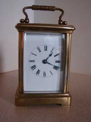 Minature French Carriage clock