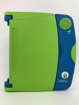 Leap Frog Leap Pad Learning System Blue & Green Tested Works