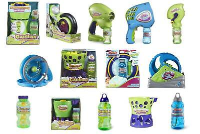 Gazillion Premium Bubbles Bublle Blowing Machines & Accessories