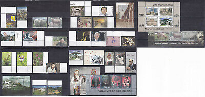 Kosovo 2017 Complete Year Annee Jahr Ano Anno all stamps MNH SPECIAL OFFER