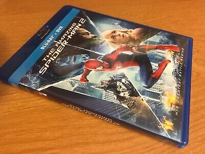 The Amazing Spider-Man 2 - Blu-ray & DVD Combo Set - Like NEW!