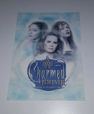 """Charmed /""""Forever/"""" 3-ring Trading Card Binder by Inkworks in 2007"""