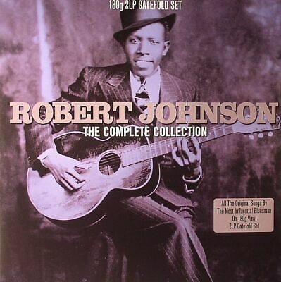 JOHNSON, Robert - The Complete Collection - Vinyl (gatefold 180 gram vinyl 2xLP)