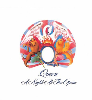 Queen-A Night At The Opera Cd Nuovo
