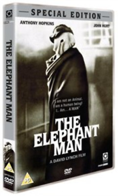 Anne Bancroft, Lesley Dunlop-Elephant Man (UK IMPORT) DVD [REGION 2] NEW