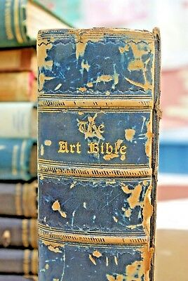 The Art Bible - With 660 Illustrations - George Newnes Ltd.