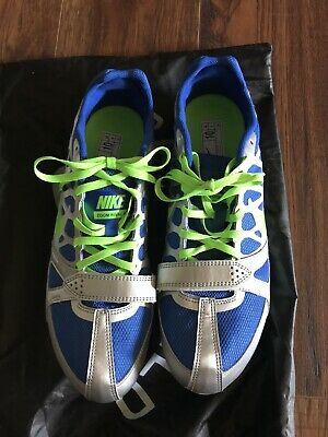 brand new ca02c 06a3a Nike Zoom Rival S 6 Men s Sprint Track Shoes, Style 456812-430 Size 10